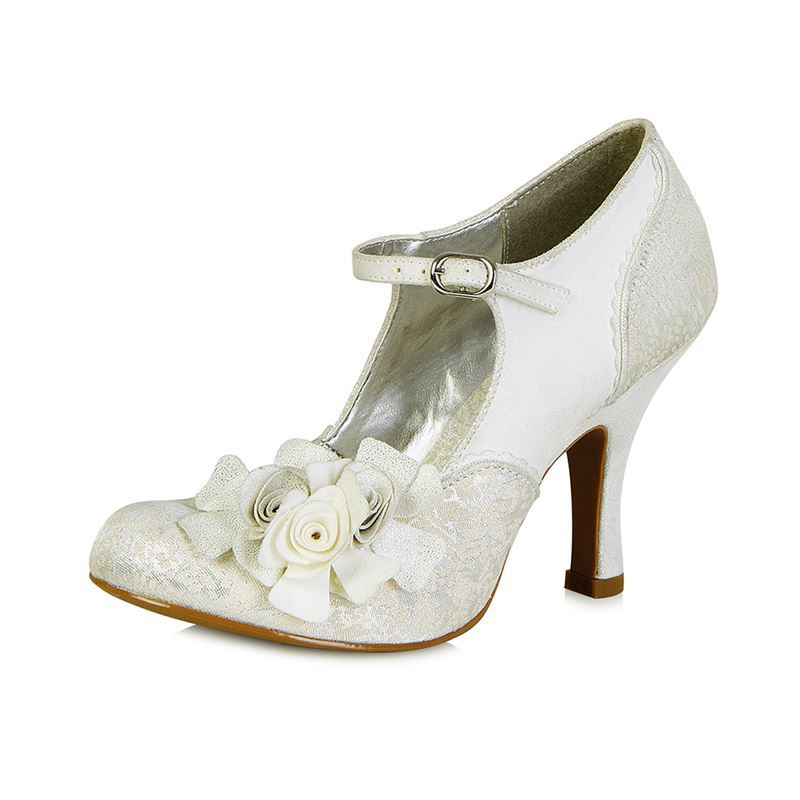 Ruby Shoo Emily Party Wedding Occasion Shoes 1d70f7c6df82