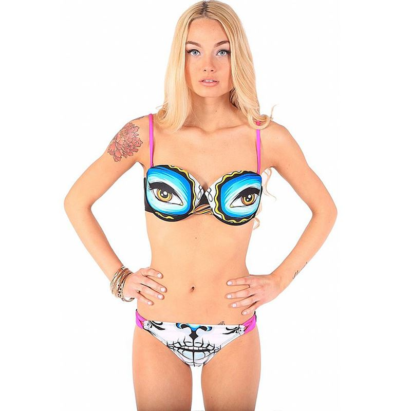 Iron Fist Lady Killer Reversible Padded Bikini