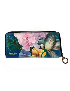 Woody Ellen Eden Floral Retro Card Wallet