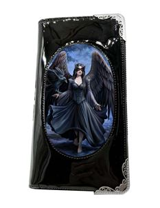 Anne Stokes 3D Lenticular Raven Gothic Purse