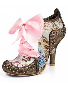 Irregular Choice Abigail's Third Party Lace Up Boots