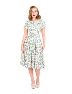 Zoe Vine  Summer Dress