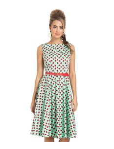 Voodoo Vixen Dolly Ladybird 50s Style Dress