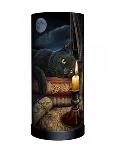 Nemesis Now Parker The Witching Hour Cat Table Lamp