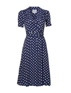 The Seamstress Of Bloomsbury Peggy Wrap Dress