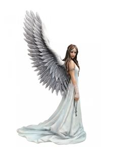 Nemesis Now Anne Stokes Spirit Guide Angel Figurine