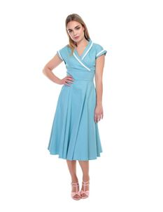 Collectif Summer Swing Dress