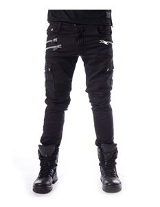 Chemical Black Men's Anders Pants Black Trousers