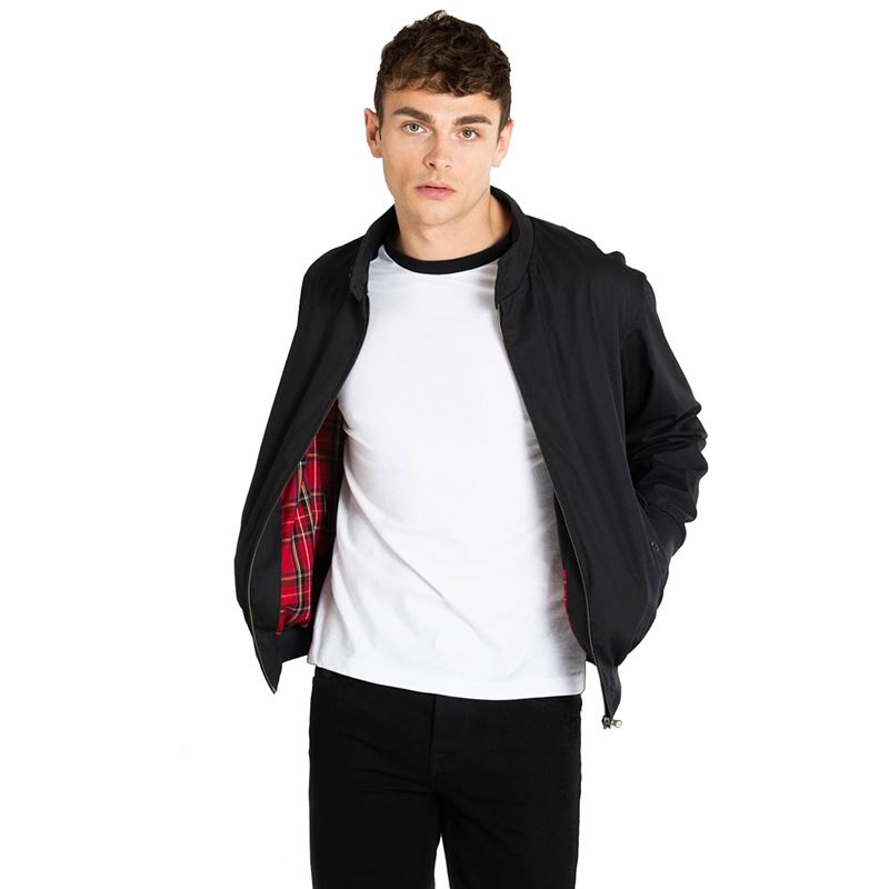 Chet Rock Mens Dean Harrington Jacket