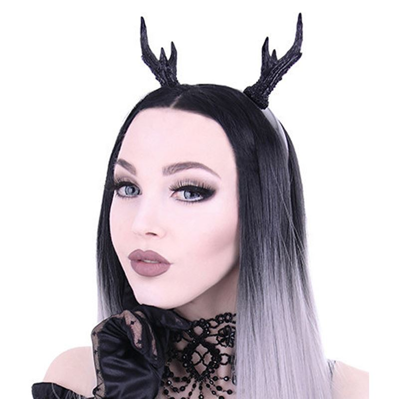 Restyle Deer Antlers Horns Gothic Hairband Headband