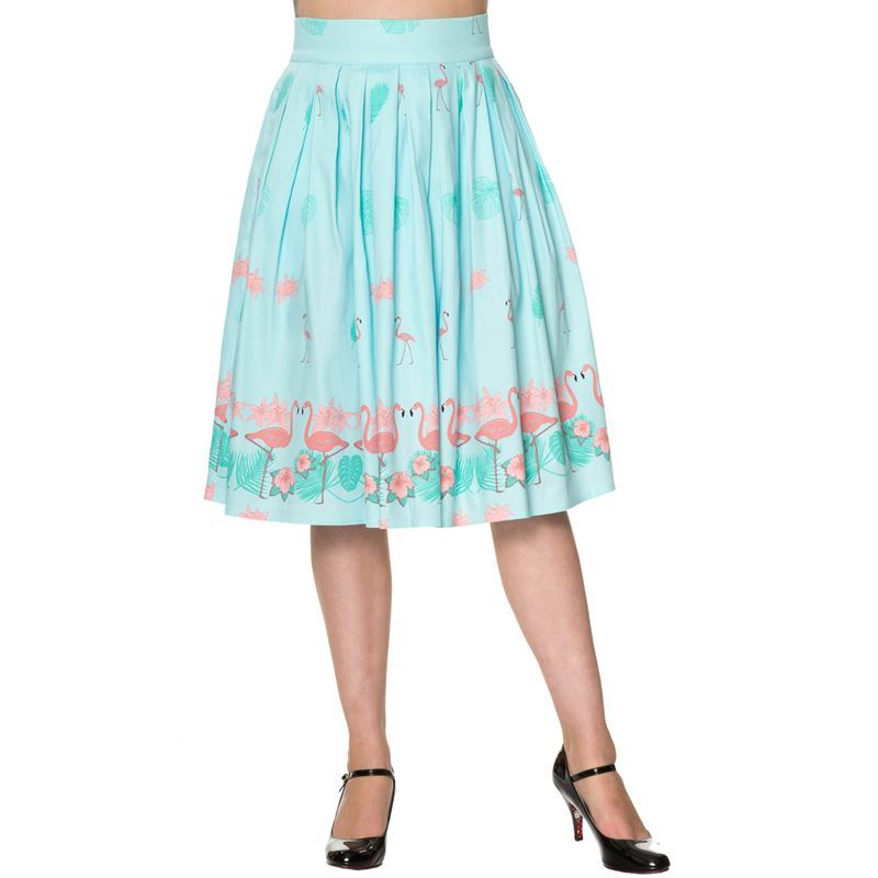 Magical Day Dancing Days 50s Style Cowgirl Deset Skirt