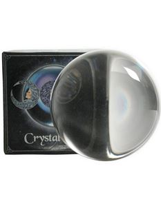 Nemesis Now Wicca Witchcraft Fortune Crystal Ball 11cm