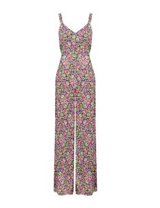 Charlotte Jumpsuit Pink - The Seamstress of Bloomsbury
