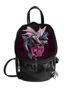 Anne Stokes 3D Lenticular Dragon Beauty Backpack