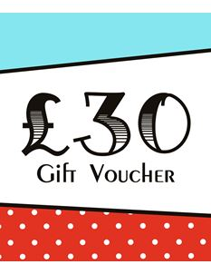 Tiger Milly £30.00 Gift Voucher