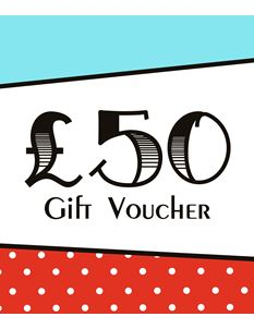 Tiger Milly £50.00 Gift Voucher
