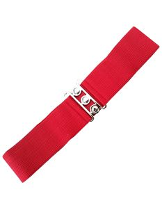 Dancing Days By Banned 50s Retro Elasticated Belt
