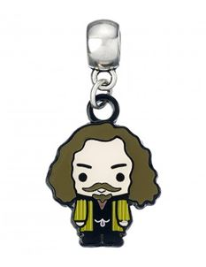 Harry Potter Sirius Black Chibi Silver Plated Charm