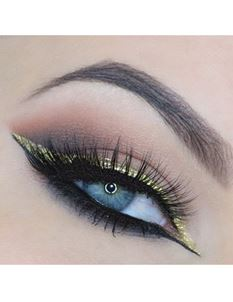 Eye Of Horus Liquid Metals Alchemy Gold Eyeliner