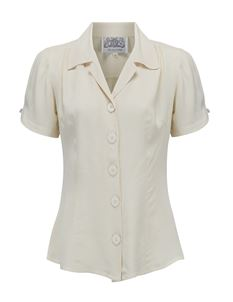 The Seamstress of Bloomsbury Grace Blouse - 3 Colours