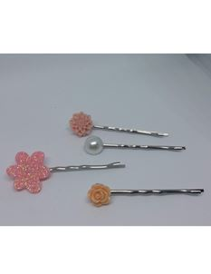 Said Lucy Pink Bobby Pin Collection