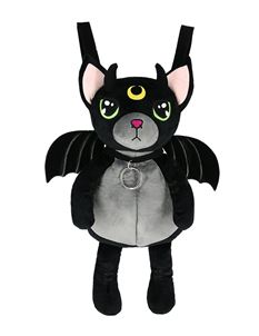 Restyle Cat Mascot Demonic Gothic Alternative Backpack