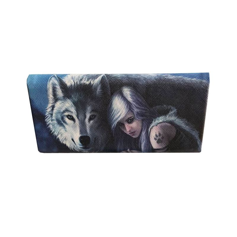 Anne Stokes Protector Wolf Glasses Case
