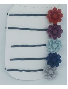 Said Lucy Bobby Pins In Autumn Shades