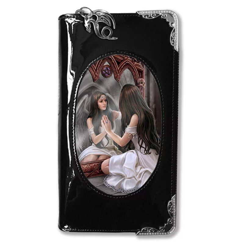 Anne Stokes 3D Lenticular Magic Mirror Angel Purse