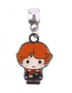 Ron Weasley Chibi Silver Plated Charm