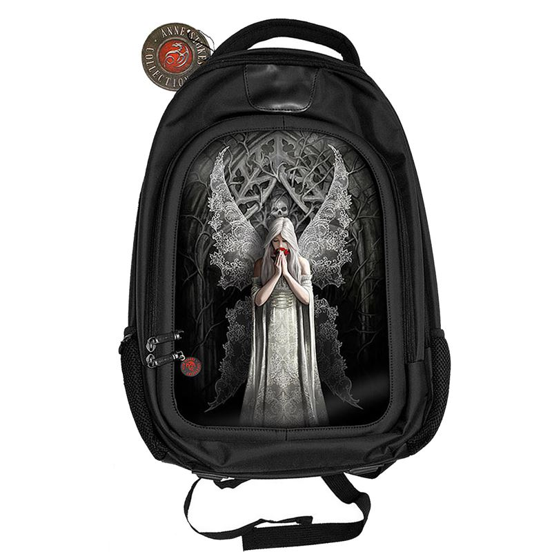 Anne Stokes 3D Only Love Remains Alternative Backpack