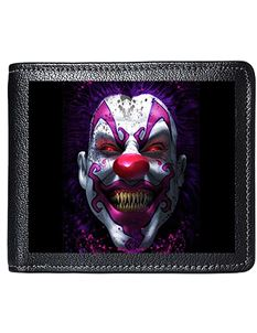 Tom Wood 3D Lenticular Keep Smiling Mens Wallet