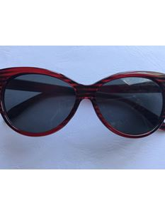 SALE WAS £12 Tiger Red 1950's Style Sun Glasses