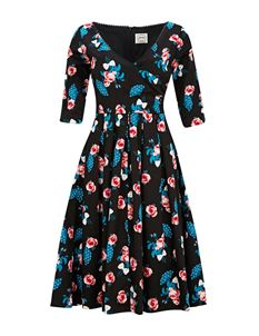 Joanie Clothing Jasmine Wrap Swing Dress