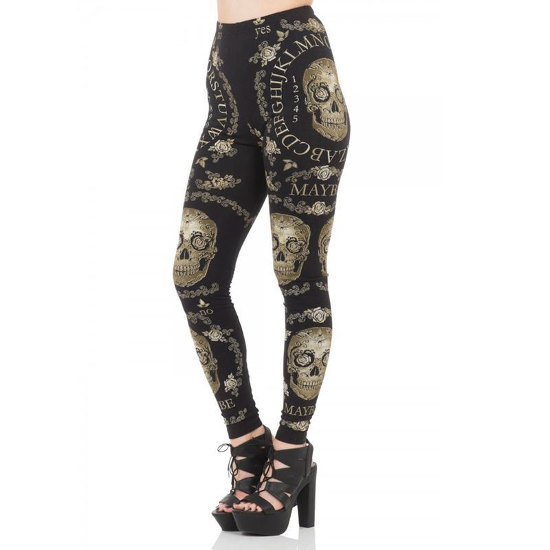 Voodoo Vixen The Dark Seer Leggings
