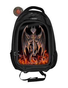 Anne Stokes 3D Dragon Warrior Alternative Back Pack