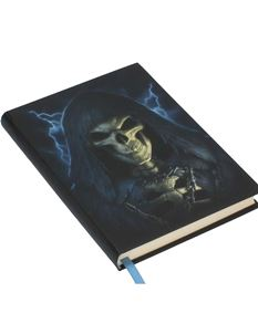James Ryman The Reaper Embossed Journal Notebook