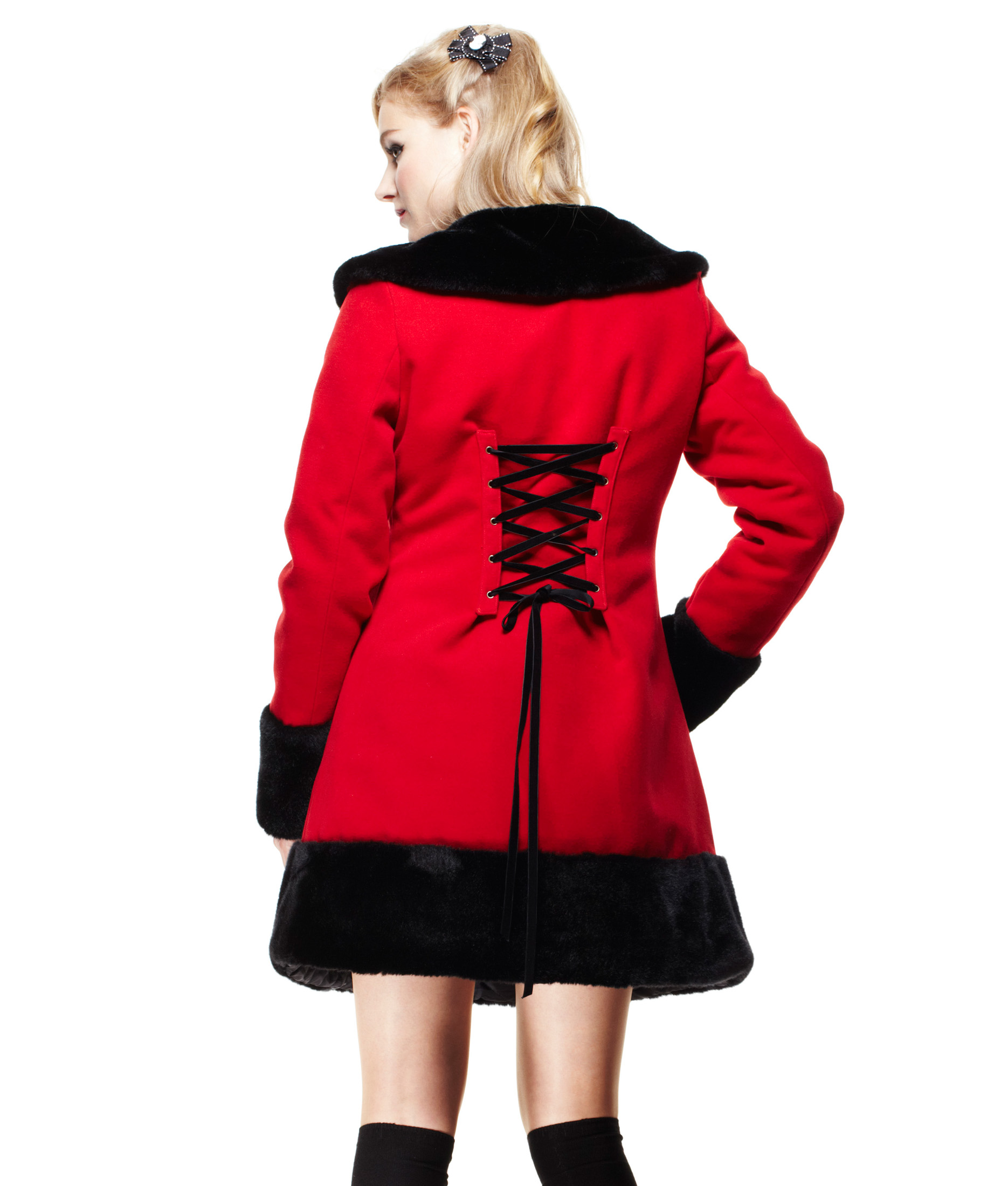 hell bunny coat size guide