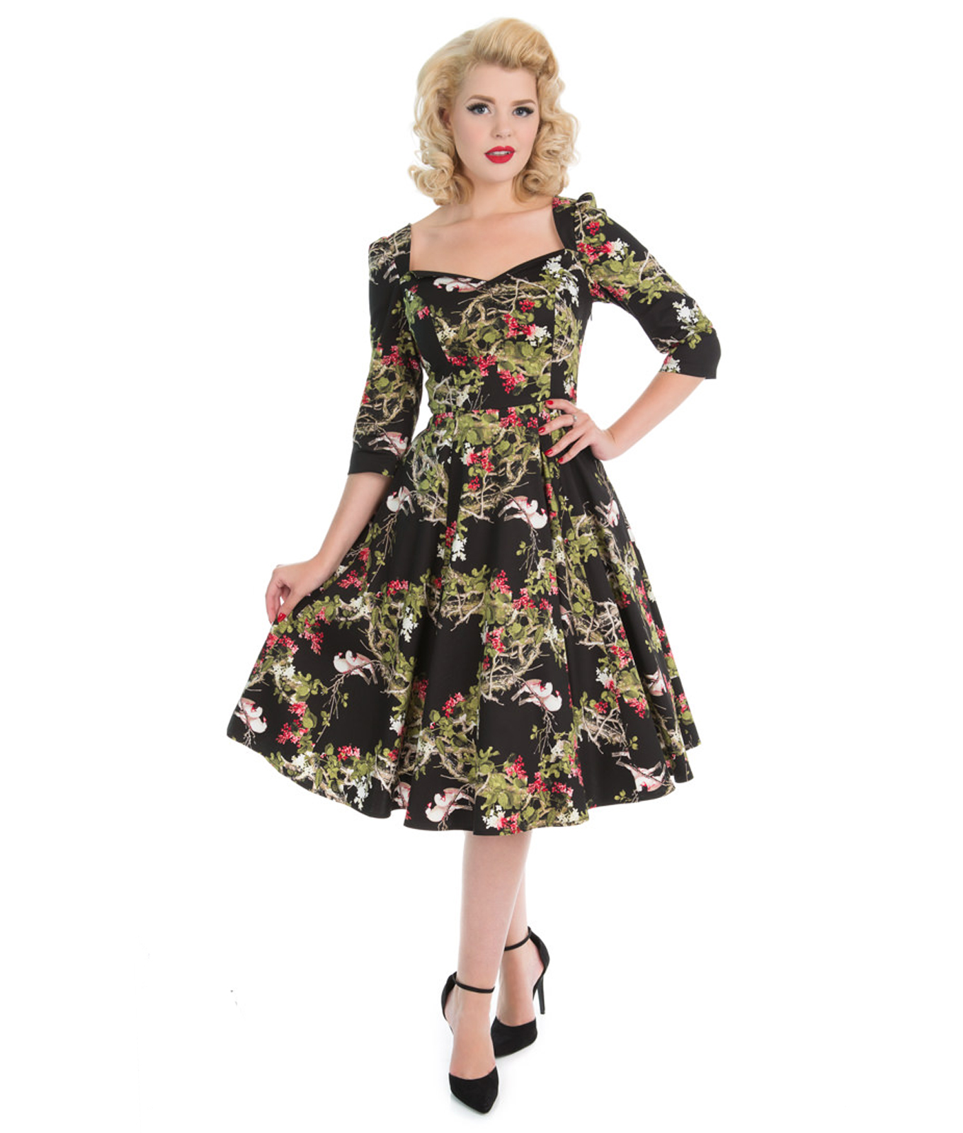 50s style dress pictures